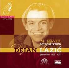 Maurice Ravel (1875-1937): Klavierwerke, Super Audio CD