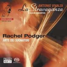 """Antonio Vivaldi (1678-1741): Concerti op.4 Nr.1-12 """"La Stravaganza"""", 2 Super Audio CDs"""