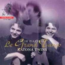 Astor Piazzolla (1921-1992): Le Grand Tango, Super Audio CD