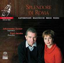 Johannette Zomer - Splendore di Roma, Super Audio CD