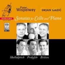 Pieter Wispelwey,Cello, Super Audio CD