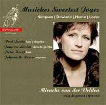 Musickes Sweetest Joyes, SACD