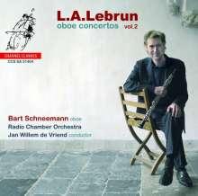 Ludwig August Lebrun (1752-1791): Oboenkonzerte Nr.3,5,6, SACD