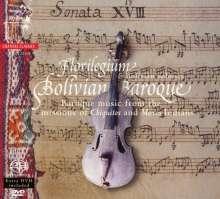 Bolivian Baroque I, SACD