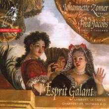 Johannette Zomer - L'Esprit Galant, Super Audio CD