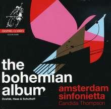 Amsterdam Sinfonietta - The Bohemian Album, Super Audio CD