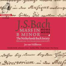 Johann Sebastian Bach (1685-1750): Messe h-moll BWV 232, 2 Super Audio CDs