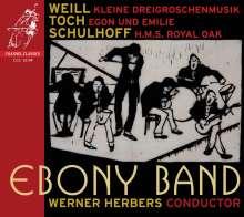 Erwin Schulhoff (1894-1942): H.M.S. Royal Oak (Jazzoratorium nach Worten von O.Rombach), CD