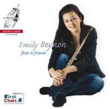 Emily Beynon - Flute & Friends, Super Audio CD