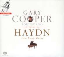 Joseph Haydn (1732-1809): Klaviersonaten H16 Nr.48,49,52, SACD