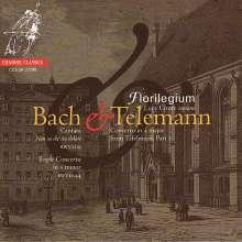 Ensemble Florilegium - Bach & Telemann, Super Audio CD