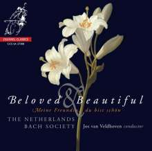 "Motetten & Kantaten ""Beloved Beautiful"", SACD"