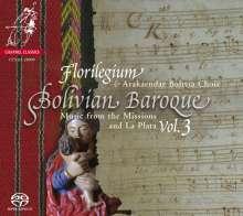 Bolivian Baroque III, Super Audio CD