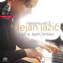 Dejan Lazic - Liaisons Vol.3, Super Audio CD