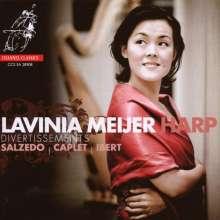 Lavinia Meijer - Divertissements, Super Audio CD