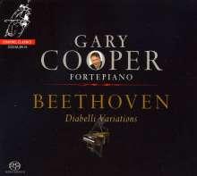Ludwig van Beethoven (1770-1827): Diabelli-Variationen op.120, Super Audio CD