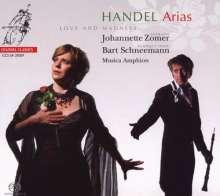 "Georg Friedrich Händel (1685-1759): Arien ""Love and Madness"", SACD"