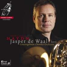 Jasper de Waal - Haydnhornkonzerte, Super Audio CD