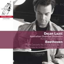 Ludwig van Beethoven (1770-1827): Klavierkonzert Nr.4, Super Audio CD