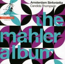 Amsterdam Sinfonietta - The Mahler Album, Super Audio CD