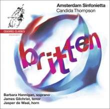 Benjamin Britten (1913-1976): Les Illuminations op.18, Super Audio CD