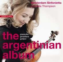 Amsterdam Sinfonietta - The Argentinian Album, Super Audio CD