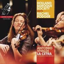 """Antonio Vivaldi (1678-1741): Concerti op.9 Nr.1-12 """"La Cetra"""", 2 SACDs"""