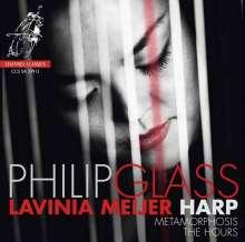 Philip Glass (geb. 1937): Musik für Harfe, SACD