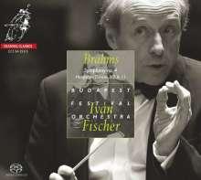 Johannes Brahms (1833-1897): Symphonie Nr.4, SACD