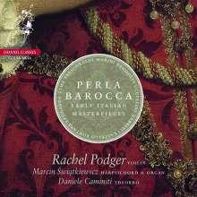 Rachel Podger - Perla Barocca, CD