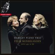 Felix Mendelssohn Bartholdy (1809-1847): Klaviertrios Nr.1 & 2, SACD