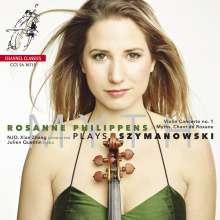 Karol Szymanowski (1882-1937): Violinkonzert Nr.1, Super Audio CD