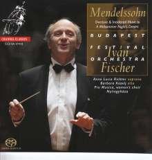 Felix Mendelssohn Bartholdy (1809-1847): Ein Sommernachtstraum, SACD