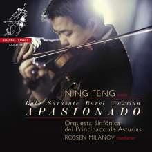 Ning Feng - Apasionado, CD