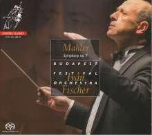 Gustav Mahler (1860-1911): Symphonie Nr.7, SACD