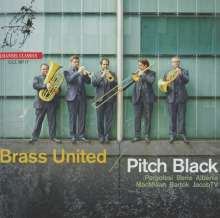 Brass United - Pitch Black, CD