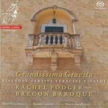 Rachel Podger & Brecon Baroque - Grandissima Gravita, SACD