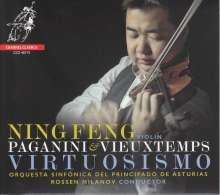 Niccolo Paganini (1782-1840): Violinkonzert Nr.1, CD