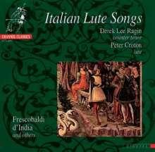 Derek Lee Ragin singt italienische Lautenlieder, CD