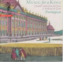 Kammermusik vom Hof Friedrich des Großen, 2 CDs