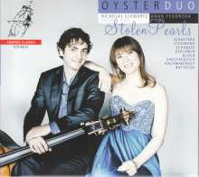 Oyster Duo - Stolen Pearls, CD