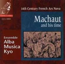14th Century French Ars Nova, CD