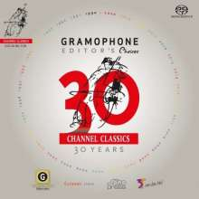 "Channel Classics-Sampler ""30 Years"" (Gramophone Editor's Choice), Super Audio CD"