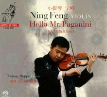 Ning Feng - Hello Mr.Paganini, SACD