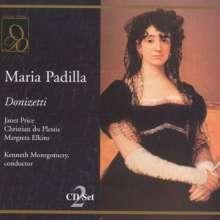Gaetano Donizetti (1797-1848): Maria Padilla, 2 CDs