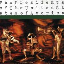 The Presidents Of The United States Of America: 10 Year Super Bonus Special Anniversary Edition, CD