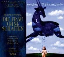 Richard Strauss (1864-1949): Die Frau ohne Schatten, CD