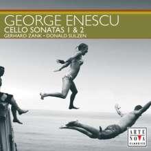 Enescu / Zank / Sulzen: Cello Sonatas 1 & 2, CD