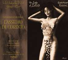 Gioacchino Rossini (1792-1868): L'Assedio di Corinto, 2 CDs