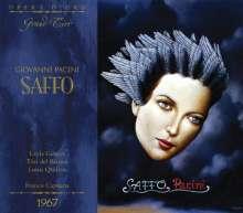 Giovanni Pacini (1796-1867): Saffo, 2 CDs